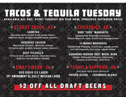 Tacos + Tequila Tuesday @ GuacAmigos - Newport Beach | Newport Beach | California | United States
