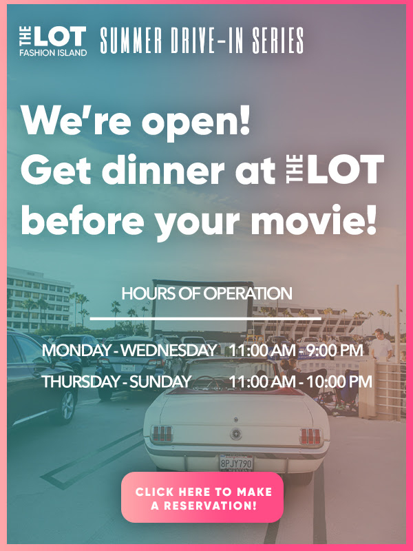 The Lot Outdoor Reopens