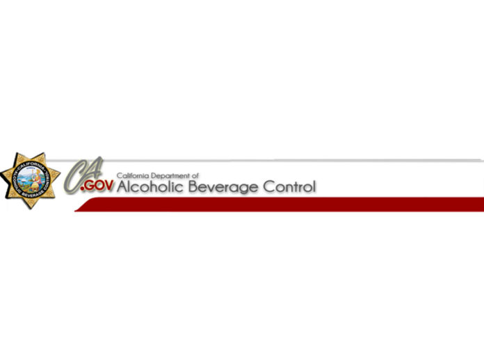 Alcohol Beverage Control