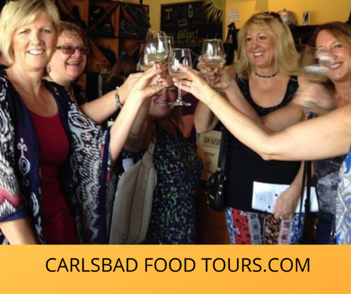 Carlsbad Food Tours Group