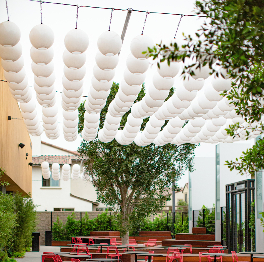 Rodeo 39 - Outdoor Patio Seating