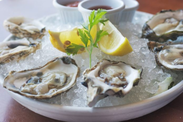 Fly N Fish Oyster Plate