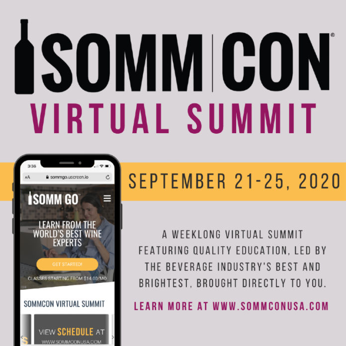 Sommcon Virtual Summit Ad Square