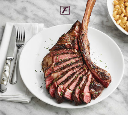 Take on Tomahawk Tuesday @ Flemings Prime Steakhouse - Newport Beach