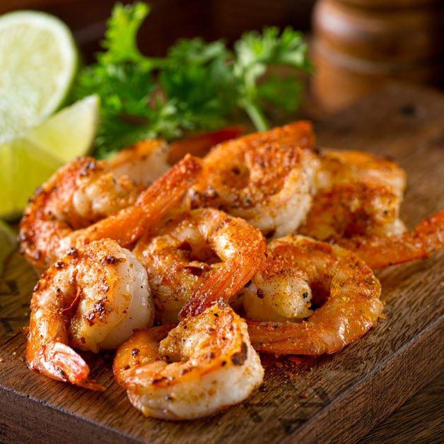Ysidora Restaurant and Lounge Shrimp