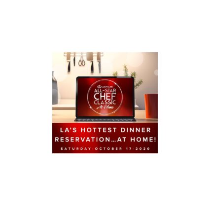 All-Star Chef Classic At Home @ Virtual | Los Angeles | California | United States
