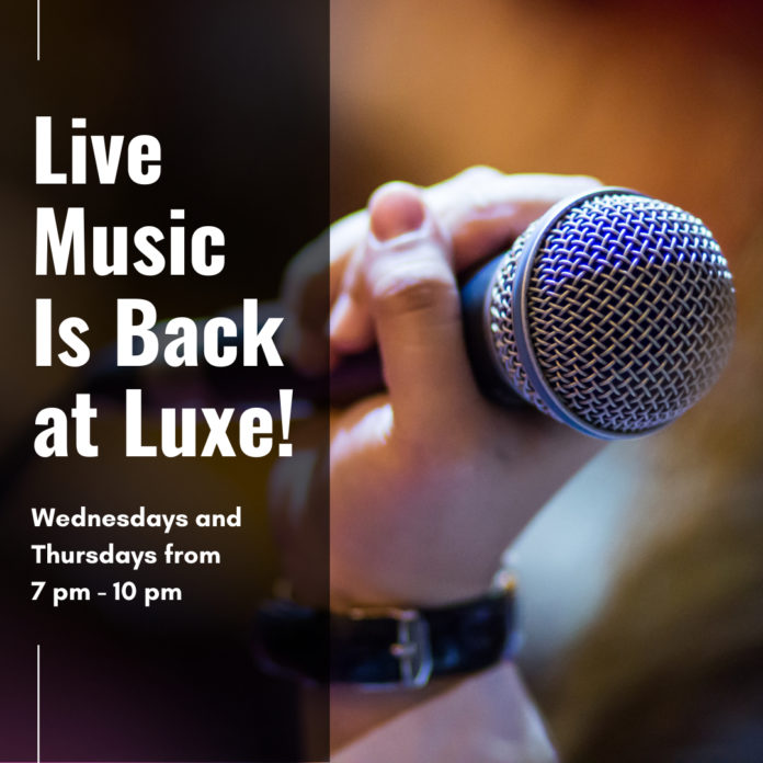 Luxe Live Music