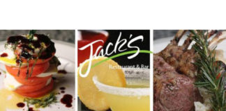 Jack's Restaurant Tuesday Happy Hour