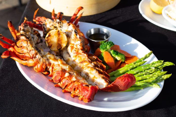 Harbor Grill Local Lobster