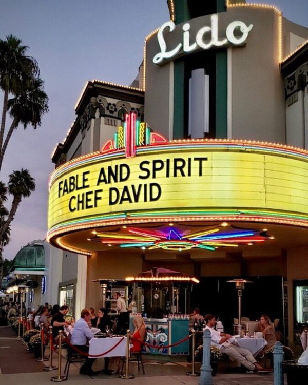 Fable And Spirit Lido Theater Dinner
