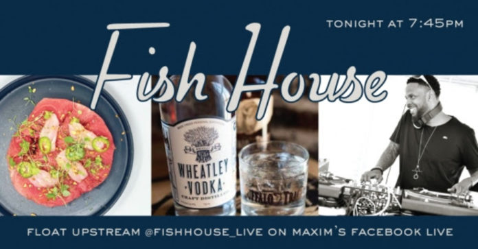 Fish House Live Culinary Competition