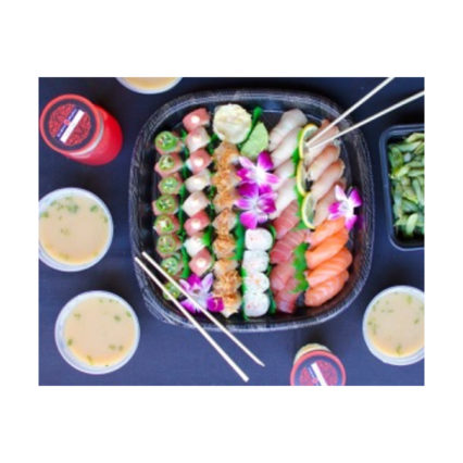 Sushi Family Pack Thanksgiving Meal @ Sushi Roku - Newport Beach | Newport Beach | California | United States