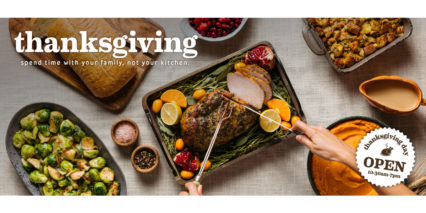 Thanksgiving Feast in Outdoor Patio @ Urban Plates - Irvine | Irvine | California | United States