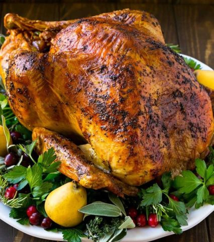 Thanksgiving Meal Packages Available To-Go @ Vaca | Costa Mesa | California | United States