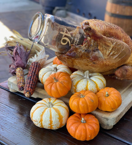 Thanksgiving Take Home Feast @ Bosscatt Kitchen & Libations | Newport Beach | California | United States