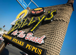 Billy's At The Beach Re Opening