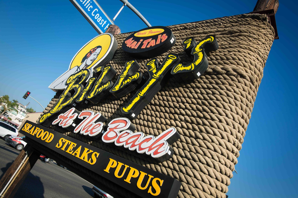 Billy's at the Beach Re-opening