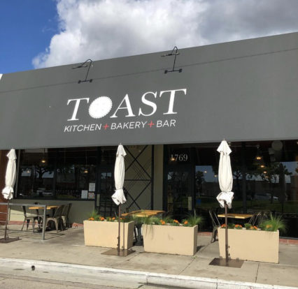 End the Cycle of Homelessness with Toast Kitchen + Bakery @ Toast Kitchen + Bakery - Costa Mesa | Costa Mesa | California | United States