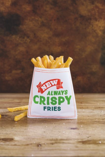 FREE Fries from Farmer Boys in celebration of 'Give Something Away Day'! @ Farmer Boys - All locations