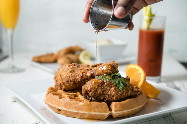 Geogia's Chicken & Waffles