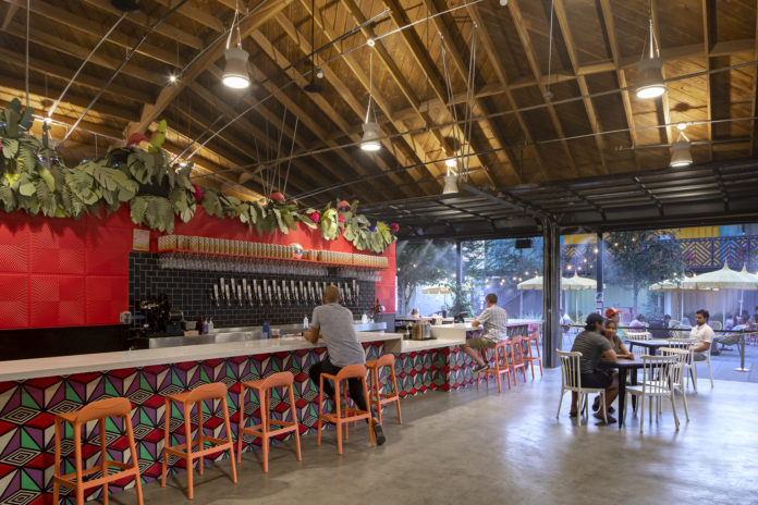 Modern Times Anaheim By Studio 111 / Photography By Tom Bonner