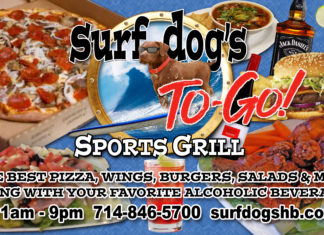 Surf Dog's To-Go