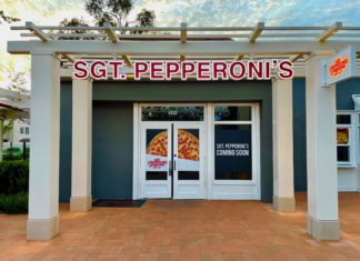 Sgt Pepperonis Irvine Store